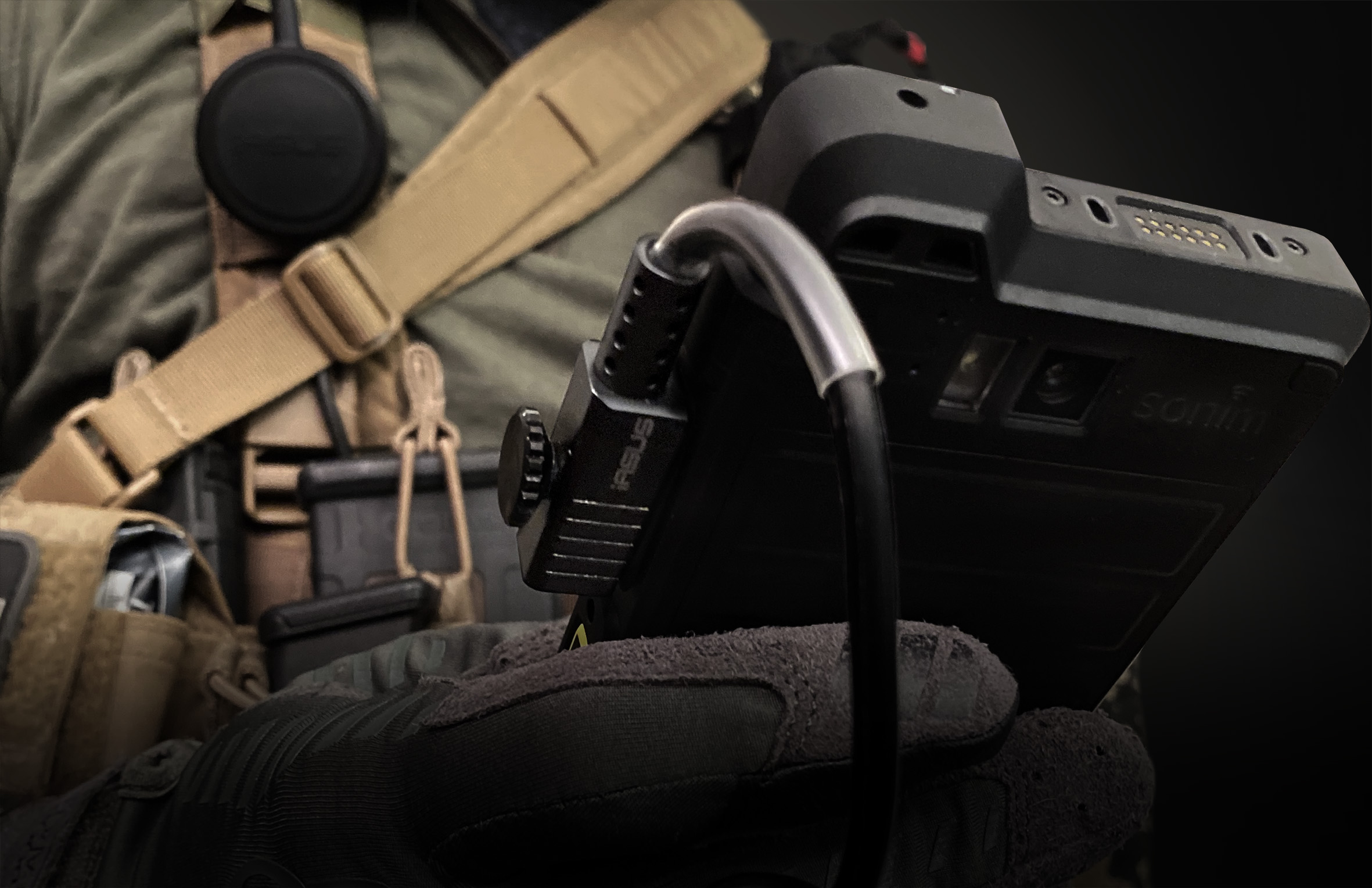 Customizable, Wireless, and Wired Throat Microphones for XP8 and XP5s