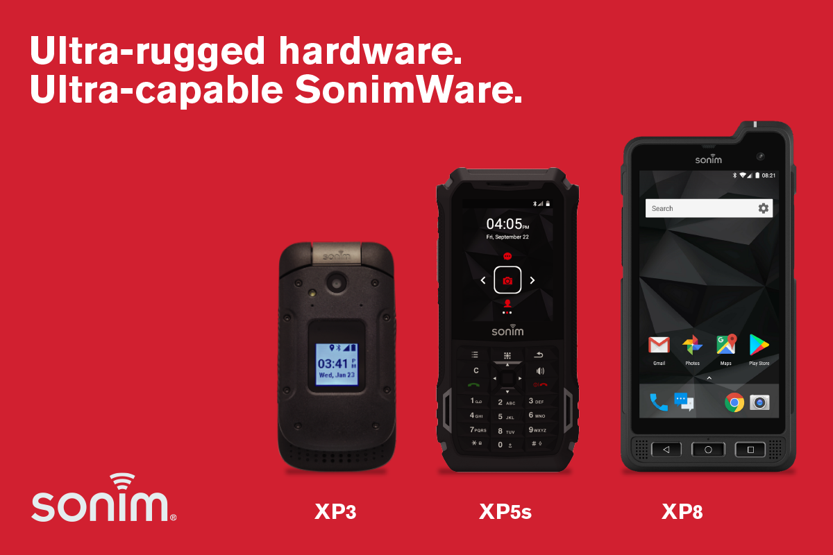 Introducing SonimWare for improved management of your mobile ecosystem